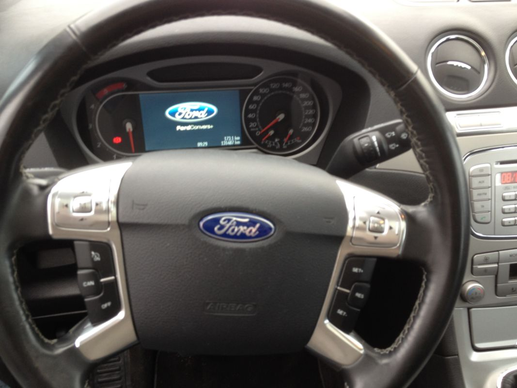 Ford S Max 1 8 Tdci Garage Du Temple