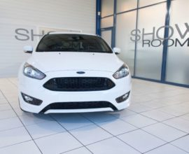 FORD FOCUS III 1.0 ECOBOOST 125 CH