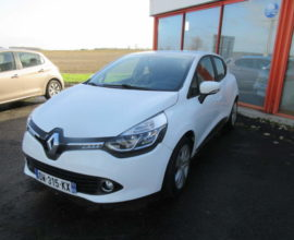 RENAULT CLIO IV 1.5 DCI 90 BUSINESS E.