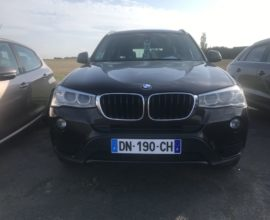 BMW X3 18D 2.0D 150 BVA 4X2